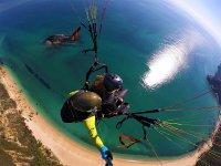 Parapente playas de Portugal