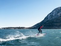 Noleggio di tavole da surf elettriche a Campello 1h