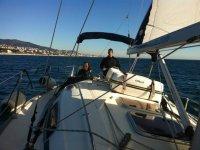 Paseos en barco en pareja