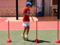 Juegos y actividades deportivas