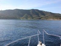 乘船游览卡拉阿雷纳斯
