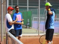 Tenistas profesionales