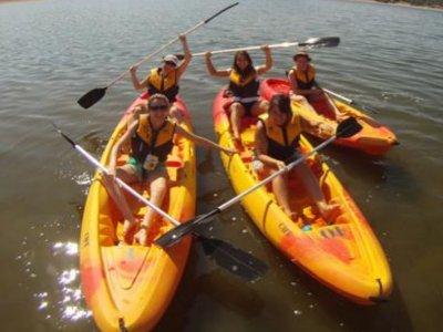 Puerto Deportivo Guadalix de la Sierra Kayaks