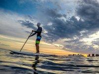 Alquiler de paddle surf en la playa de las Almadrabillas