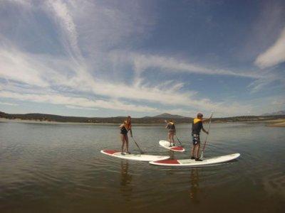 Puerto Deportivo Guadalix de la Sierra Paddle Surf