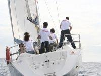 Control a sailboat