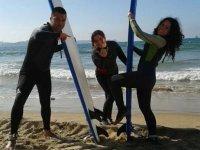 Surf camp in Somo2