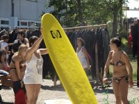 Fun in the surfcamp