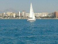 Eating at sea