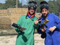 enjoy paintball