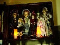 Muñecas inquietantes