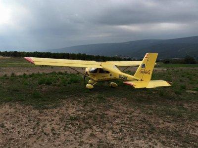 Escola de vol la plana Vuelo en Avioneta