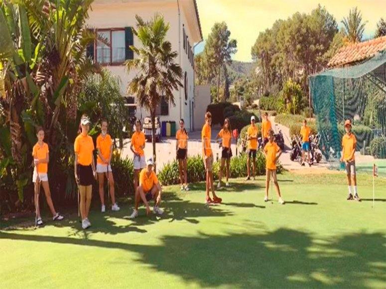 马略卡岛帕尔马高级高尔夫夏令营