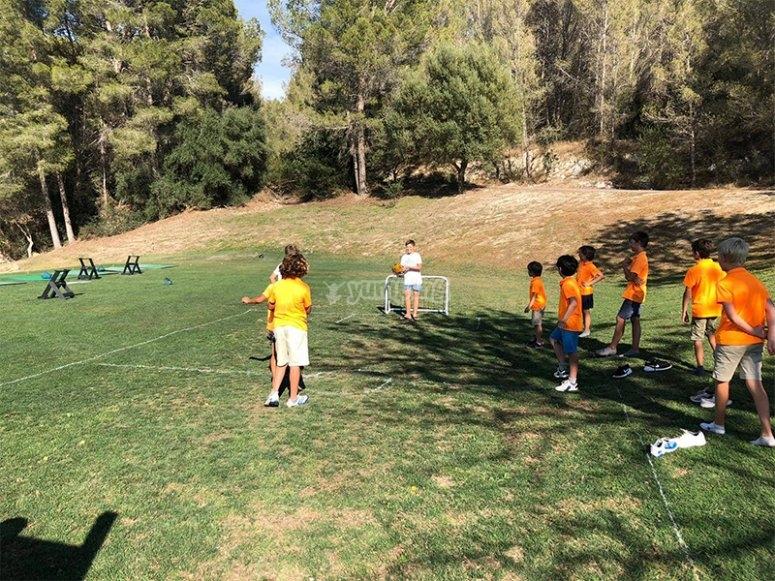 马略卡岛高尔夫课程夏令营