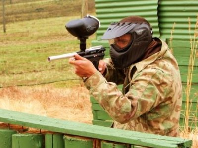 Pawson Paintball
