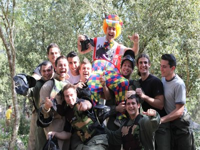 Paintball Fantasy Despedidas de Soltero