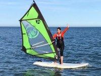 Corso di iniziazione al windsurf Torremolinos