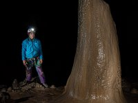 Coventosa Cave Ghost Room 洞穴学