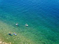 Paddle surf class in Torrevieja