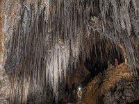 阿雷东多 Cayuela 洞穴的洞穴学