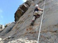 escalada deportiva