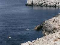 Paddle surfing route in Torrevieja