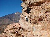 Escalada al Teide con hermosas vistas