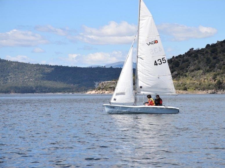 巴塞罗那私人帆船课程