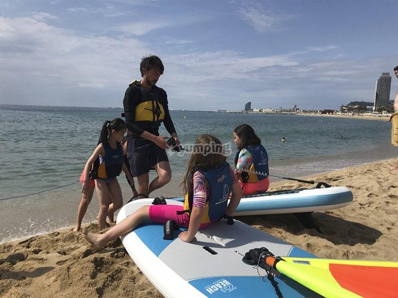 准备参加风帆冲浪营