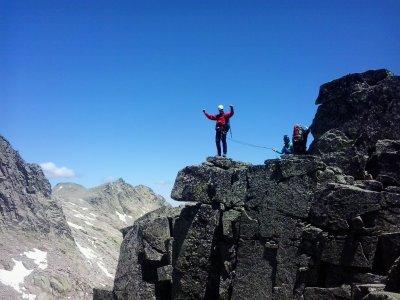 Freek Guías de montaña Escalada