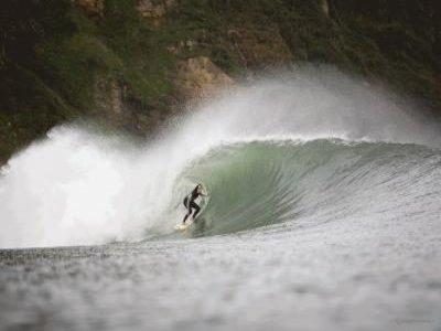 El Perro Verde Campamentos de Surf