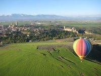 Segovia a los pies