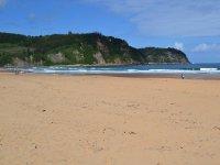 La playa de Rodilles