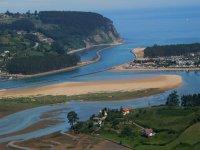 Ria nelle Asturie