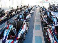 Karts del circuito de Conil