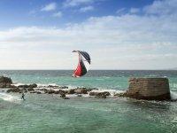 Kite en el Puerto Fenicio de Tarifa