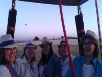 Balloon flight for private groups
