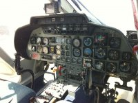 A109客舱模型