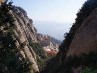 Paisaje de Montserrat