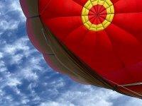 Paseo en globo para parejas en Sevilla