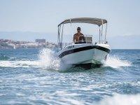 Alquilar un barco en Málaga