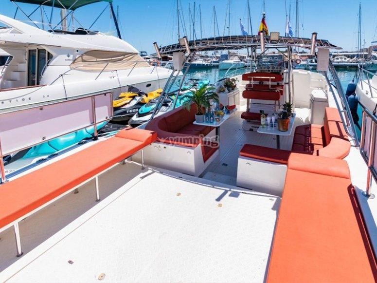 富恩吉罗拉私人活动派对船