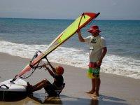 windsurf y kitesurf