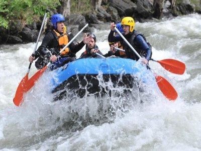 4x4 Andorra Rafting