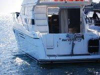 Stern Yacht