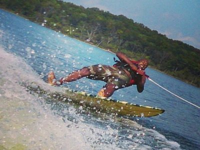 Gravity Cartel Wakeboard