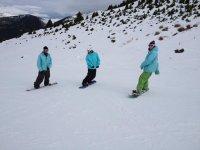 滑雪板由Cerler