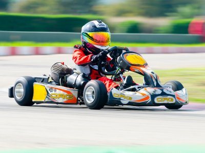 Pro karting round in Magaluf 15 minutes Adults