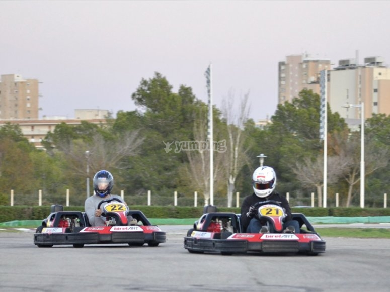 Karting in Mallorca