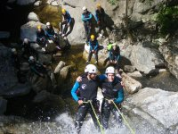 Canyoning for stag parties